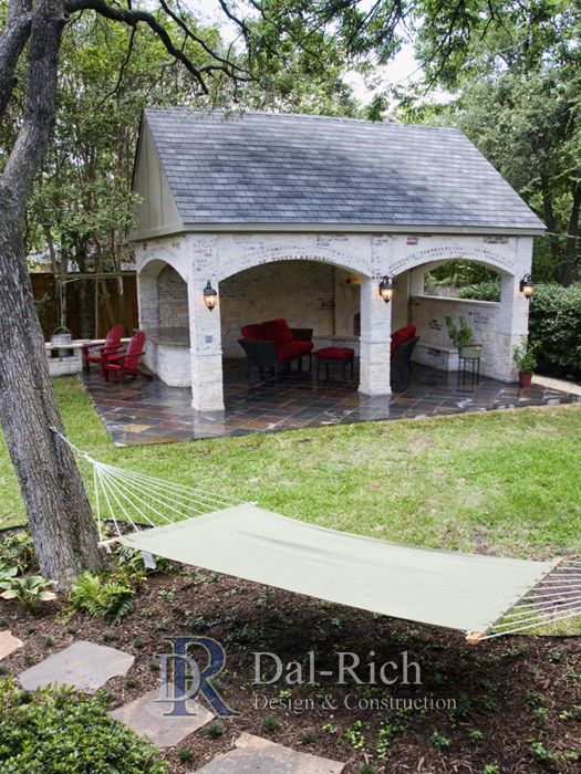 Dallas Landscape Architects Outdoor Kitchens Fireplaces