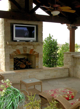 Dallas Landscape Design, Architects, Outdoor Living Structures ...